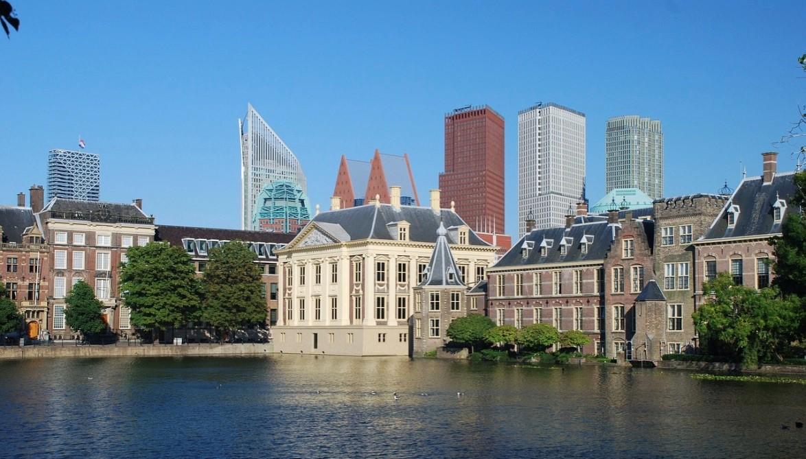 Torentje in Den Haag