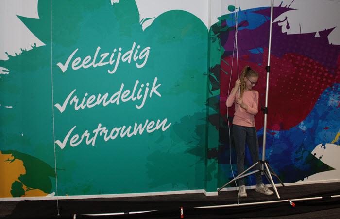 Opening nieuwbouw Chr.College Groevenbeek Ermelo