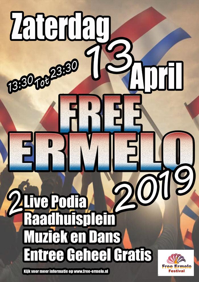 Free Ermelo Festival evenement