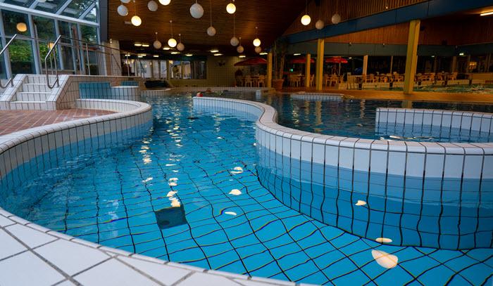 Recreatiebad zwembad Calluna Ermelo