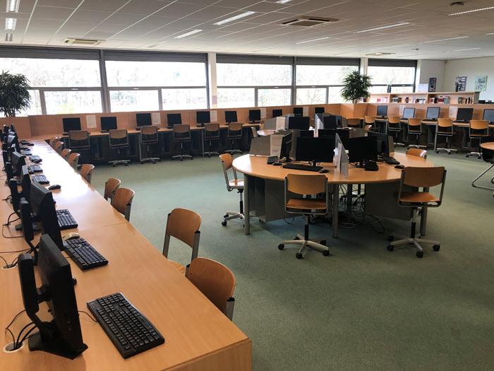 Computerlokaal Groevenbeek Ermelo