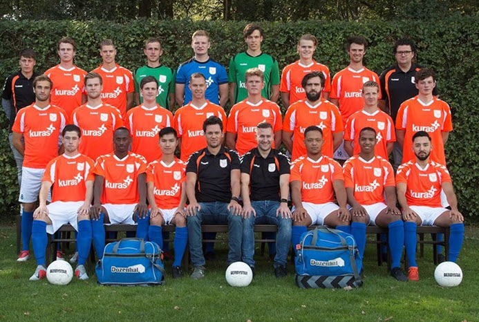 FC Horst a selectie