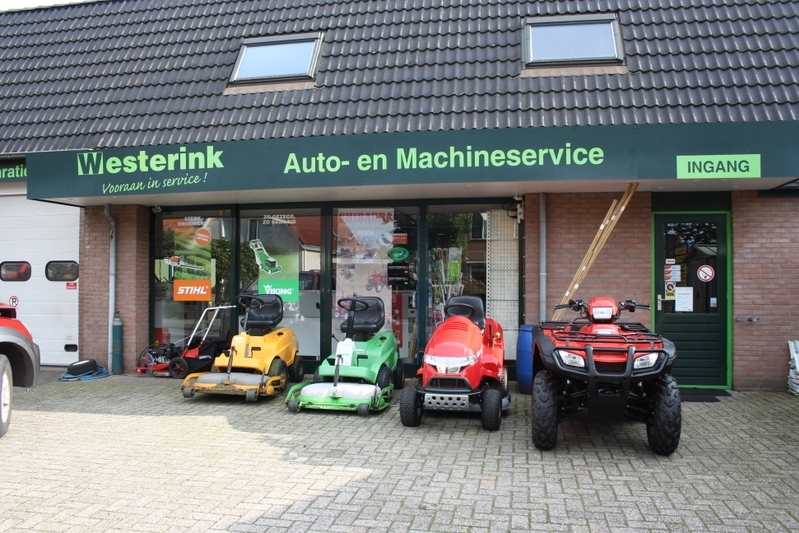 Westerink Tuin- en Machineservice