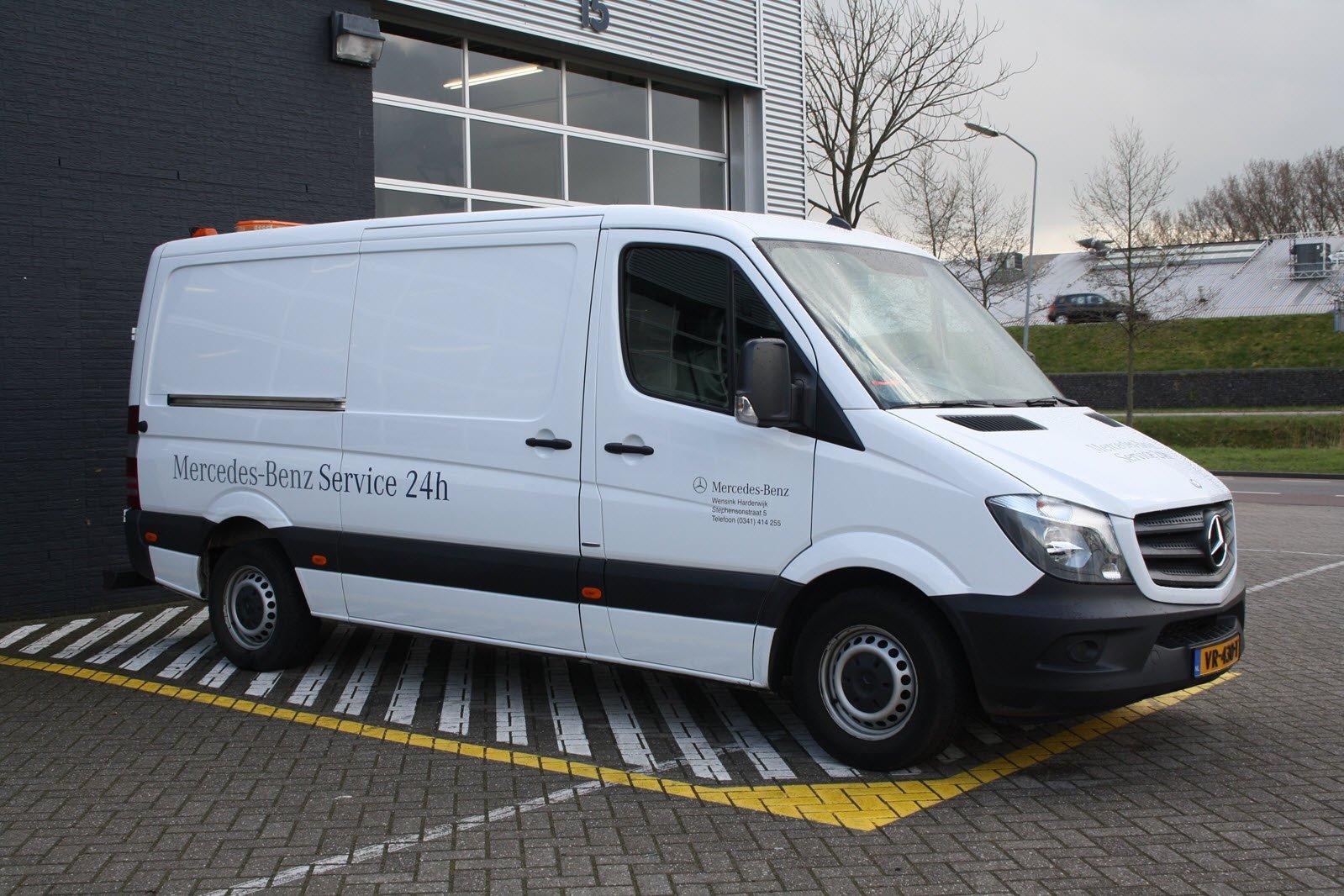 Wensink Mercedes-Benz Bedrijfswagens Harderwijk