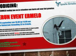 Freerun event Ermelo