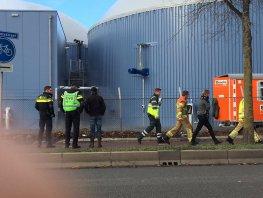 Gaslek Lorentz veroorzaakt mest stank in de regio Harderwijk