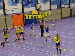 Dindoa wint doelpuntenfestijn in Heerhugowaard tegen Apollo, 25-34 (wedstrijdverslag)