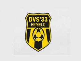 DVS'33 Ermelo weer naar marge van vijf tegen Achilles'29