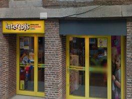 Speelgoedketen Intertoys is failliet