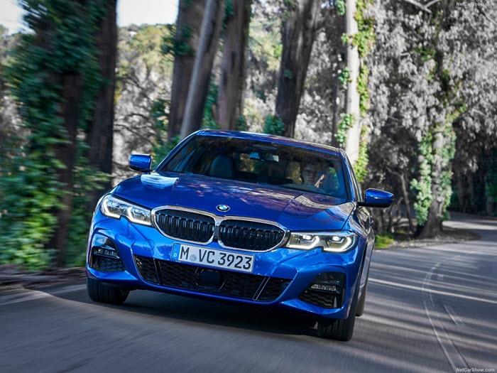 Nieuwe BMW 3 Serie nu in de showroom en beschikbaar voor een proefrit!