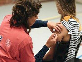 Eerste ronde vaccinatie Meningokokken