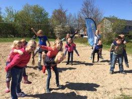 Buurtsportfestijn Outdoorsports: lekker actief in de meivakantie