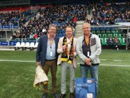 DVS'33 Ermelo jeugdopleiding weer winnaar