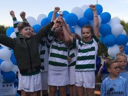Uitslag schoolkorfbal 2019 Ermelo