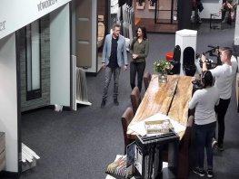 """Ermelose Douchezaak in beeld op RTL4 """"Van Passie Naar Droombaan"""""""