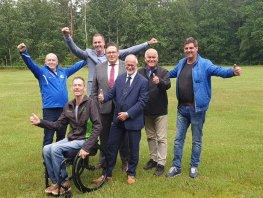 Ambassadeurs maken zich sterk voor Nieuw Sportcentrum
