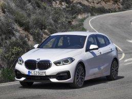 Een compleet nieuw uiterlijk en aanzienlijk meer ruimte. Dat is de nieuwe BMW 1 Serie