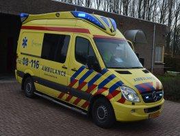 Persoon zwaargewond na val van dak tijdens plaatsen zonnepanelen in Ermelo