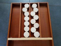 Sjoelcompetitie in Drielanden