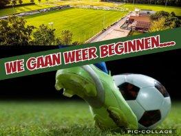 Kom zaterdag 24 augustus naar de startdag bij FC Horst
