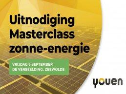 Masterclass zonne-energie