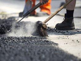 Vervanging asfaltlaag Putterweg