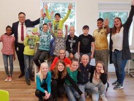 E-waste Race Noord Veluwe is van start gegaan