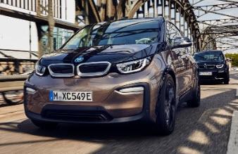 BMW i3 rijden voor € 375,00 per maand