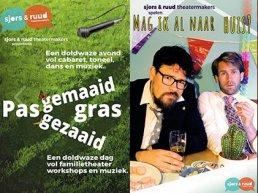 SJORS & RUUD, PAS GEMAAID GRAS