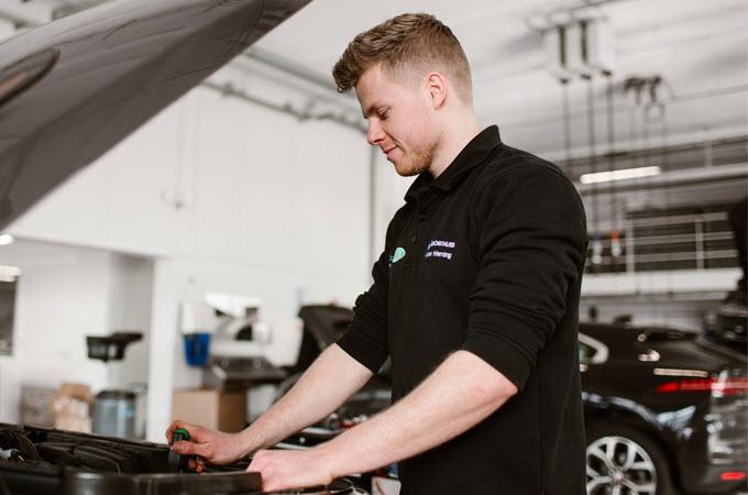 Vacature autotechnicus Broekhuis Opel Harderwijk