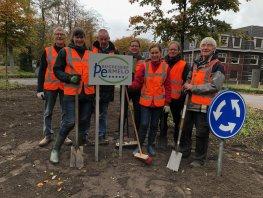 Progressief Ermelo adopteert rotonde Horsterweg-Klinkertlaan