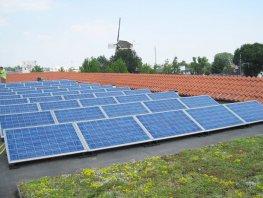 Verzet tegen groot zonnepark bij Schaapsdijk