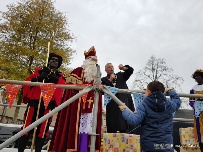 Foto's intocht Sinterklaas Ermelo 2019 1