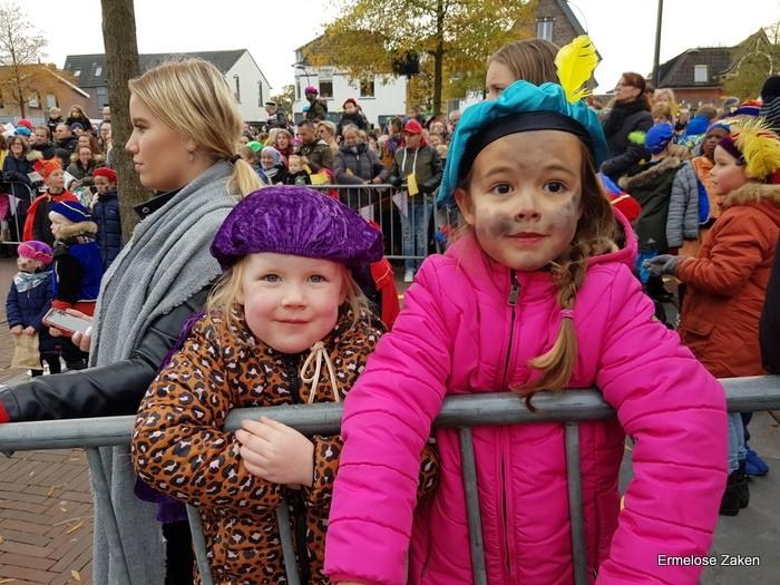 Foto's intocht Sinterklaas Ermelo 2019 2