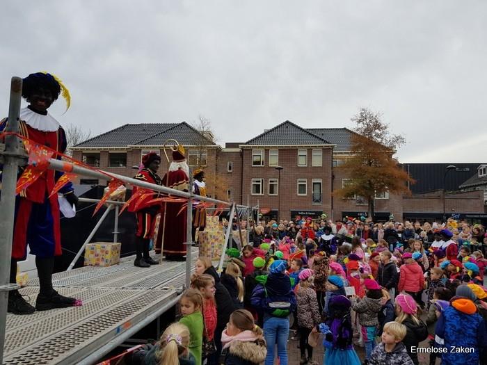 Foto's intocht Sinterklaas Ermelo 2019 3