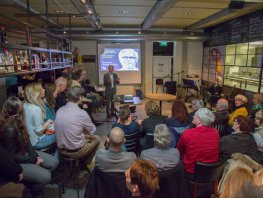 Antibiotica… Is het einde in zicht? Science Café
