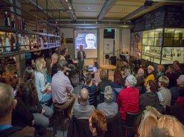 Antibiotica… Is het einde in zicht? Science Café