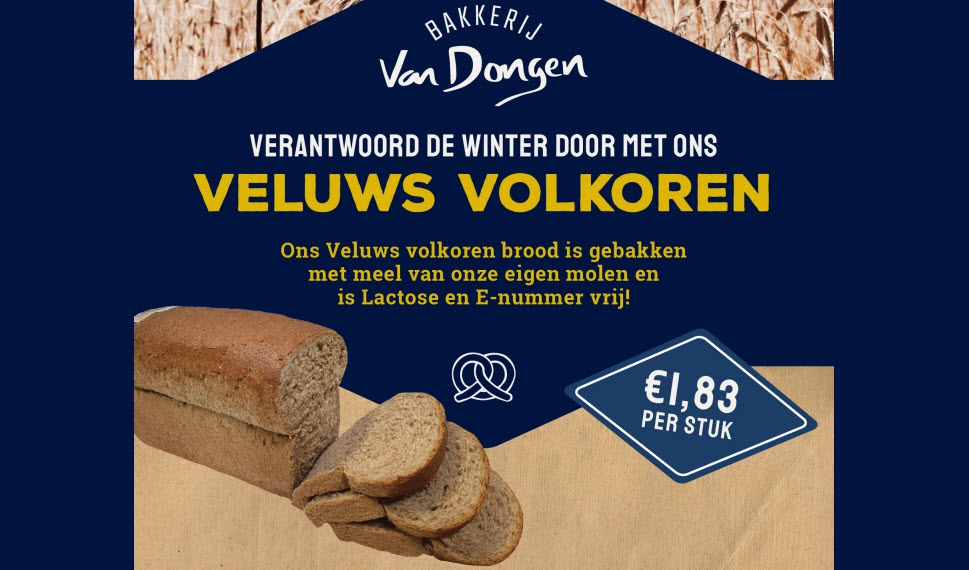 Verantwoord de winter door met Veluws Volkoren