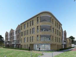 Raad dwingt middeldure huurflats af in Oranjepark