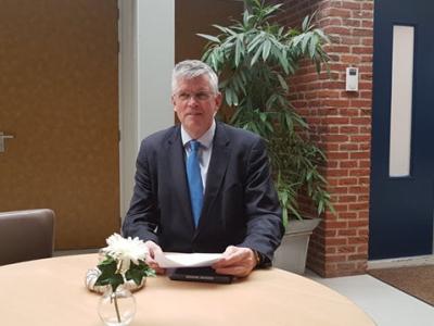 Oproep burgemeester André Baars aan alle ondernemers in de gemeente Ermelo