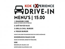 Kok Experience DRIVE-IN