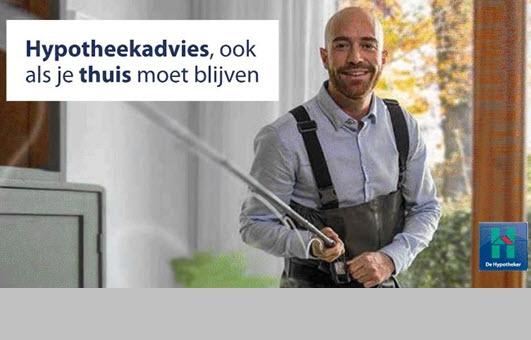 Jazeker! De Hypotheker Harderwijk biedt advies op afstand