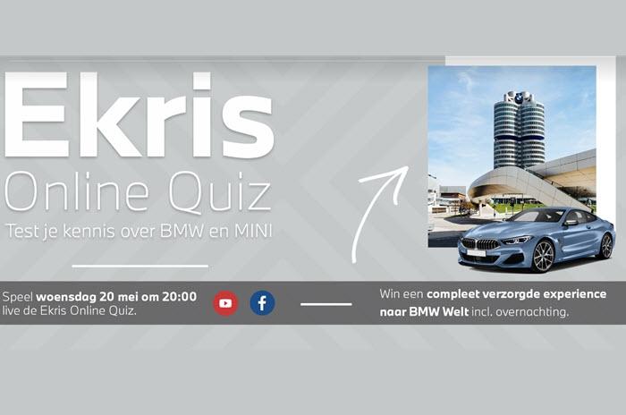 Ekris online quiz