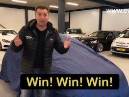 Autobedrijf Eric van de Weijer uit Harderwijk geeft een auto weg en zo doe je mee om te winnen!
