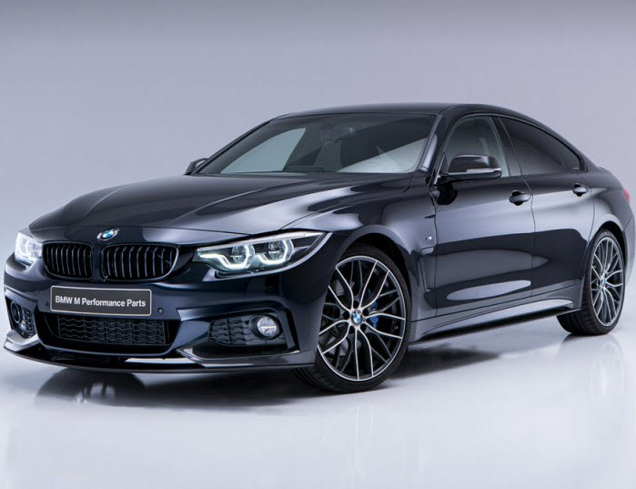 BMW M Performance upgrade