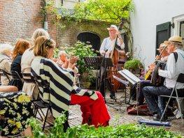Aanmeldingen Struinen in de Tuinen Harderwijk geopend