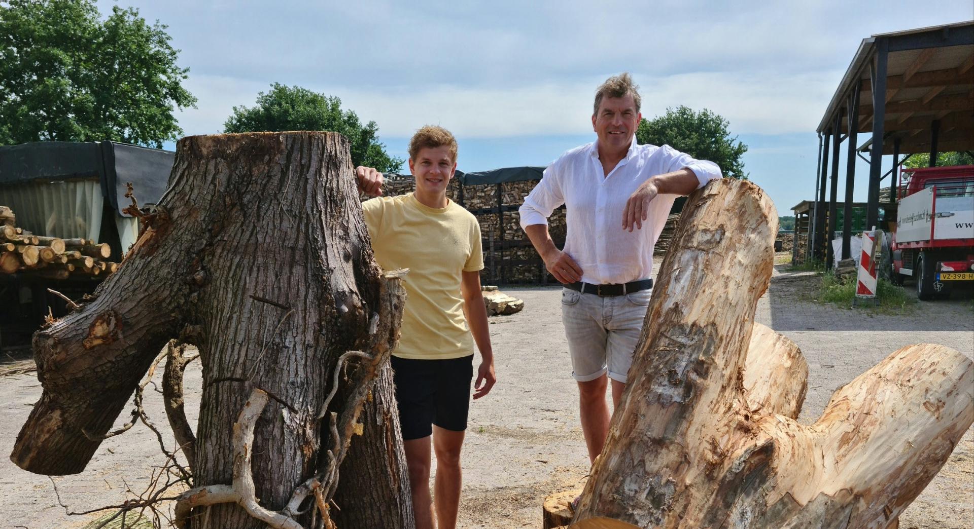 Versier je huis met een exclusief houten meubelstuk