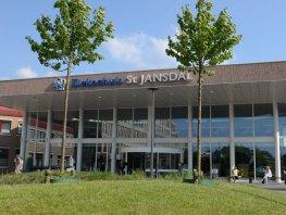 Snelle check-in bezoekers en patiënten St. Jansdal Harderwijk