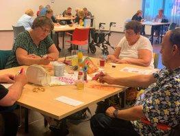 Corona bingo Wijkvereniging Stadsdennen en Frankrijk