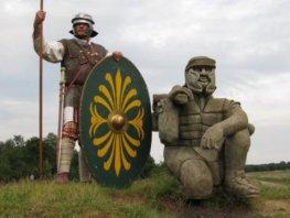 Romeinse spelletjes spelen